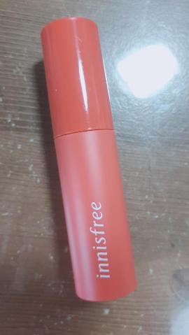색이 정말 예쁜 벨벳 틴트!